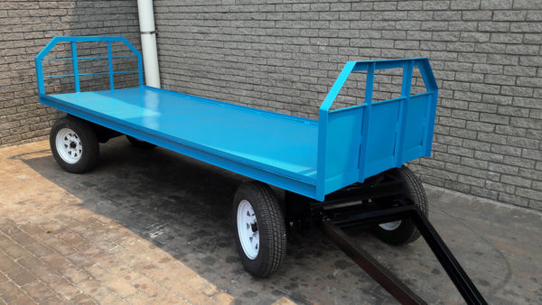 Twin Turntable Trailer