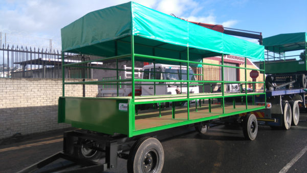 Workers Transport Trailer