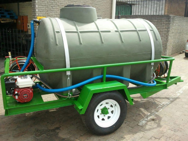 2000L Firefighting Trailer