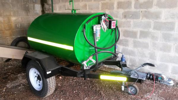 1000L Dieselkar