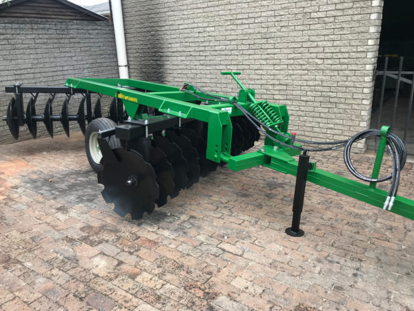 12×12 Hydraulic Discplough