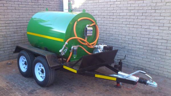 1500L Dieselkar