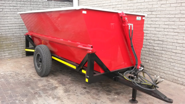 5T Side Tipper