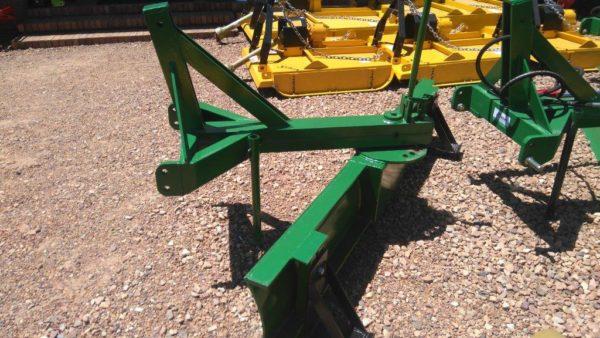 Grader Mechanical Setting